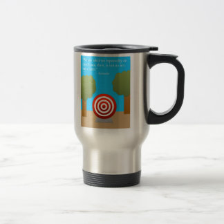 The Habit of Excellence Travel Mug