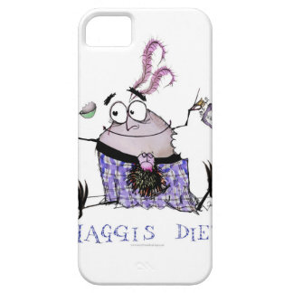 the haggis diet barely there iPhone 5 case
