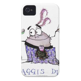 the haggis diet Case-Mate iPhone 4 case