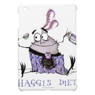 the haggis diet cover for the iPad mini