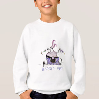 the haggis diet sweatshirt