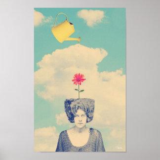 """""""The Hair Garden"""" Poster"""