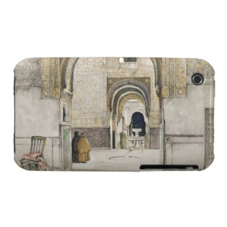 The Hall of the Two Sisters (Sala de las dos Herma iPhone 3 Case-Mate Cases