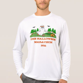 The Halloween Marathon Performance Micro-Fiber T-Shirt