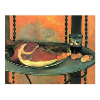 The Ham - Paul Gauguin Postcard