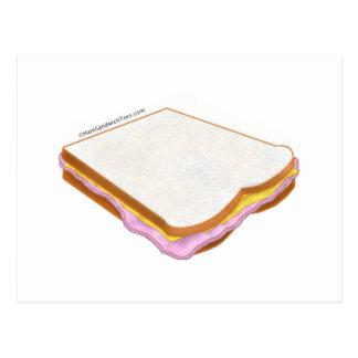 The Ham Sandwich Postcard