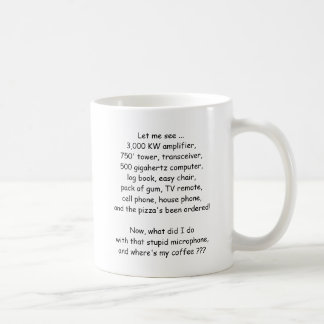"""The """"Ham"""" Shack Mug"""