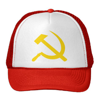The Hammer & Sickle Mesh Hat