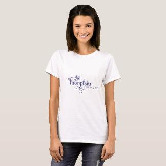 The Hamptons New York Long Island Tee Shirt