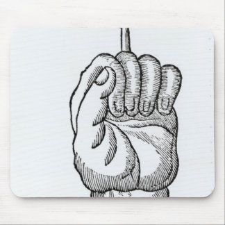 The Hand of Glory Mouse Pad