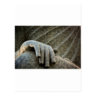 The hand of Stone Postcard