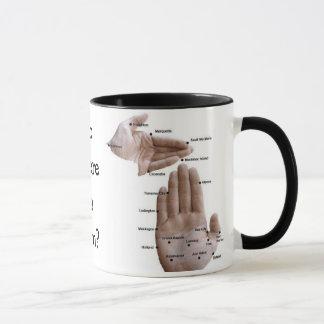 "The Handy Michigan ""Travel"" Mug! Mug"
