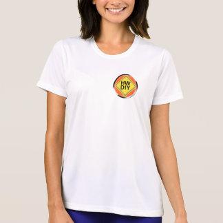 The Handy Woman DIY - Microfiber T-Shirt