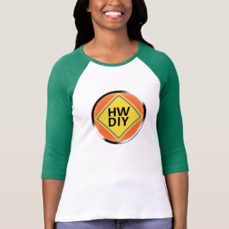 The Handy Woman DIY - Raglan 3/4 Sleeve Shirt