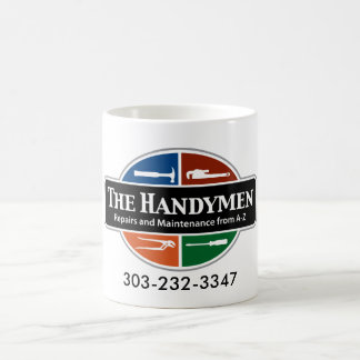 The Handymen Mug