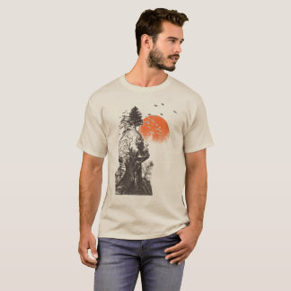 The Hangover Alan Human Tree T-Shirt