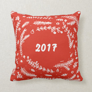The  Happiest  Christmas  ever Cushion