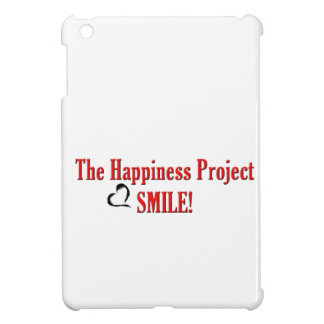 The Happiness Project: Smile! iPad Mini Case