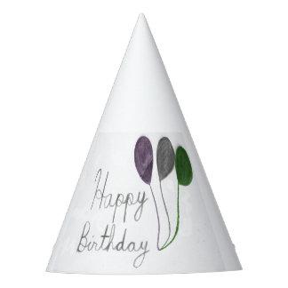 The Happy Birthday Balloons Hat