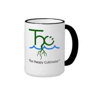 The Happy Cultivator™ logo and name 15oz mug
