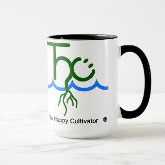 The Happy Cultivator Mug 2x logo