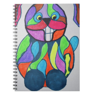 The Happy Hare Note Book