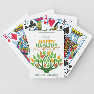 The Happy, Healthy Nonprofit Playing Cards