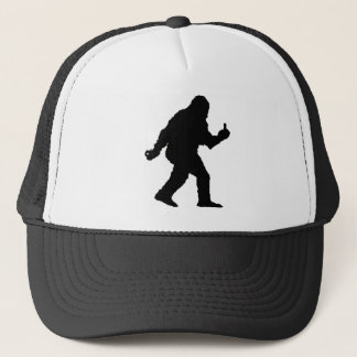 The Happy Sasquatch Trucker Hat