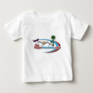 The Happy Wanderer Club Baby T-Shirt