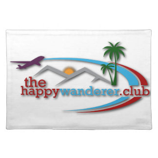 The Happy Wanderer Club Placemat