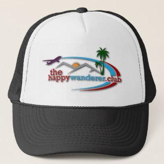 The Happy Wanderer Club Trucker Hat