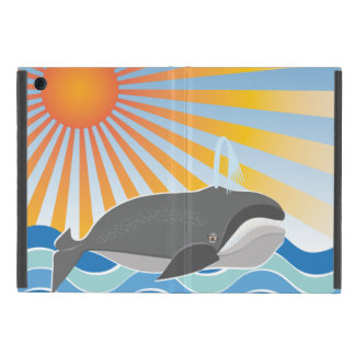 The Happy Whale iPad Mini Case