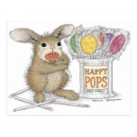 The HappyHoppers® Postcard
