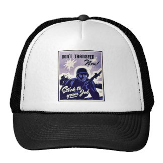 The Harder We Work The Sooner This Dream Will Come Trucker Hat