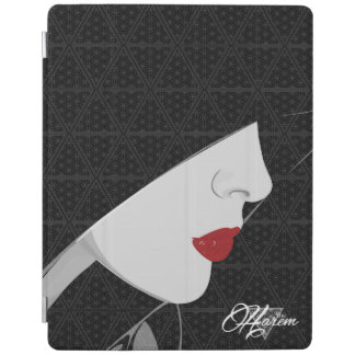 The Harem Woman & Logo iPad 2/3/4 Cover iPad Cover
