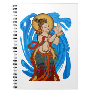 THE HARMONY SHOWN NOTEBOOK