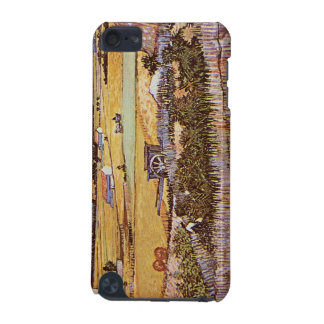 The Harvest by Vincent van Gogh iPod Touch (5th Generation) Case