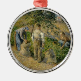 The Harvest, Pontoise Metal Ornament