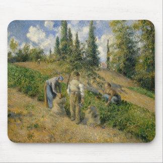 The Harvest, Pontoise Mouse Pad