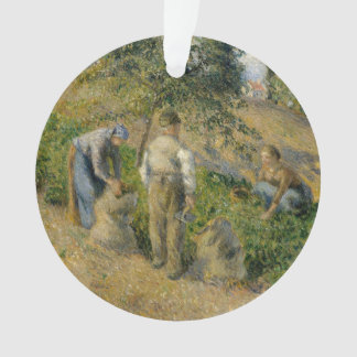 The Harvest, Pontoise Ornament