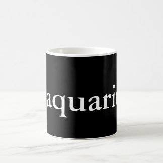 The Hashtag Aquarius Mug