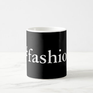 The Hashtag Fashion Mug