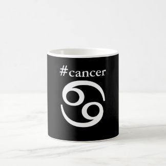 The Hashtag Zodiac Cancer Mug
