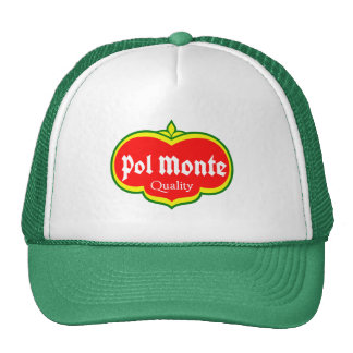 The hat from Pol Monte