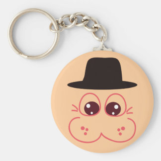 The Hat Keychains