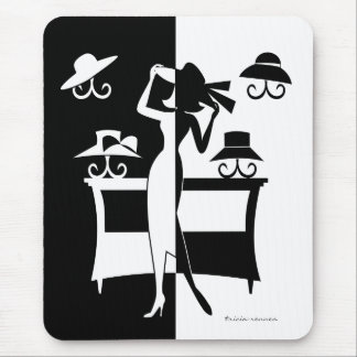 The Hat Sale Mouse Pad