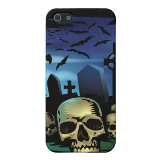 The Haunted Graveyard iPhone 4 Speck Case iPhone 5 Cover