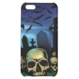 The Haunted Graveyard iPhone 4 Speck Case iPhone 5C Covers
