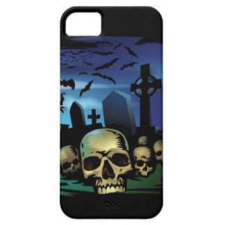 The Haunted Graveyard iPhone 5 Case