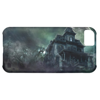 The Haunted House Paranormal iPhone 5C Case